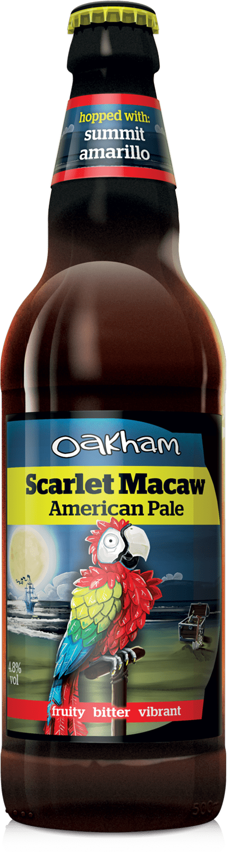 Core Beers - Scarlet Macaw