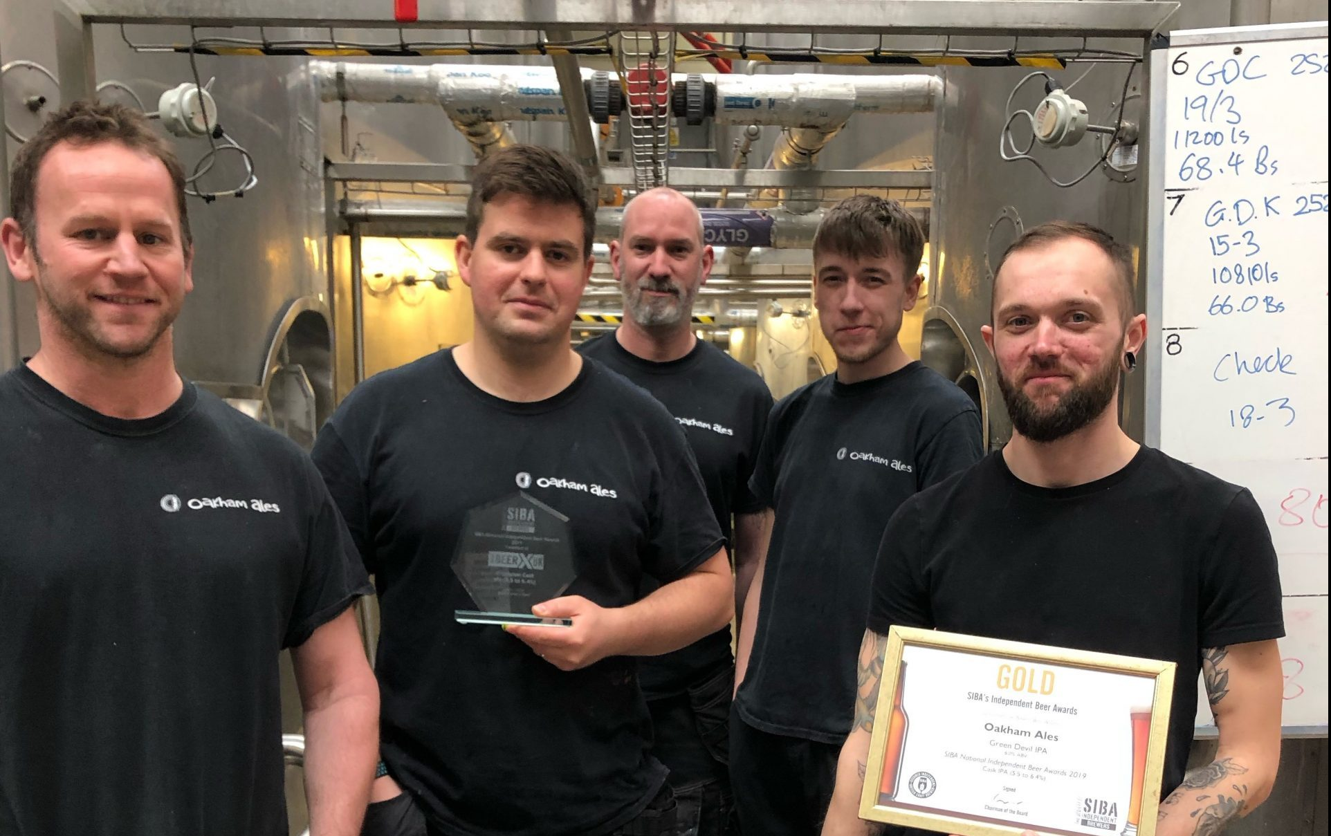 Green Devil IPA scoops awards