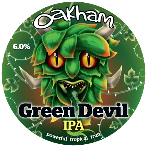 Core Beers - Green Devil IPA Keg