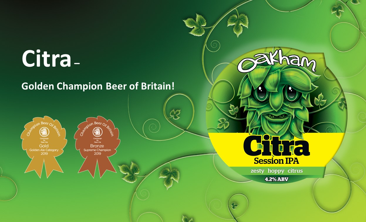Citra – Our Champion!