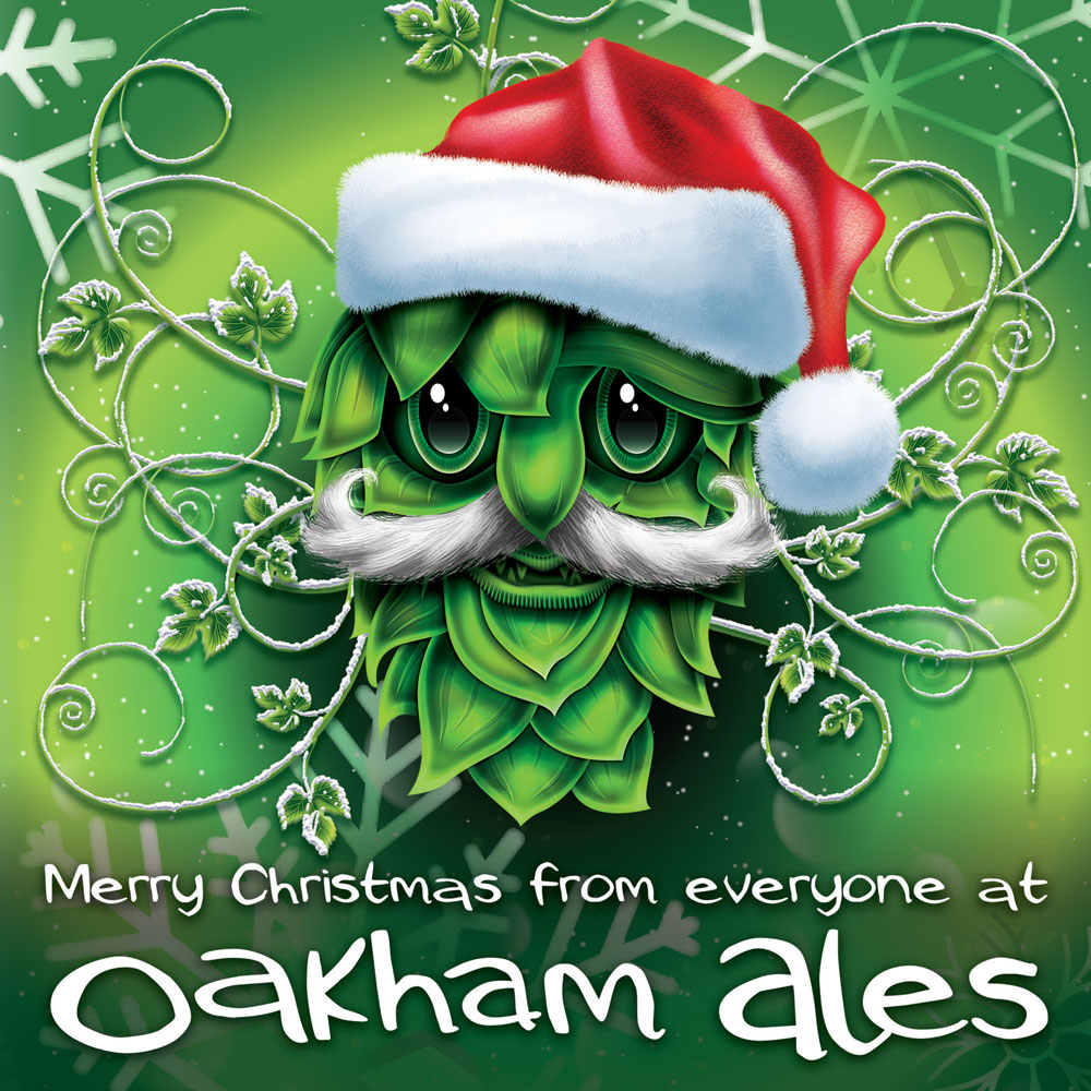 Happy Christmas From Oakham!