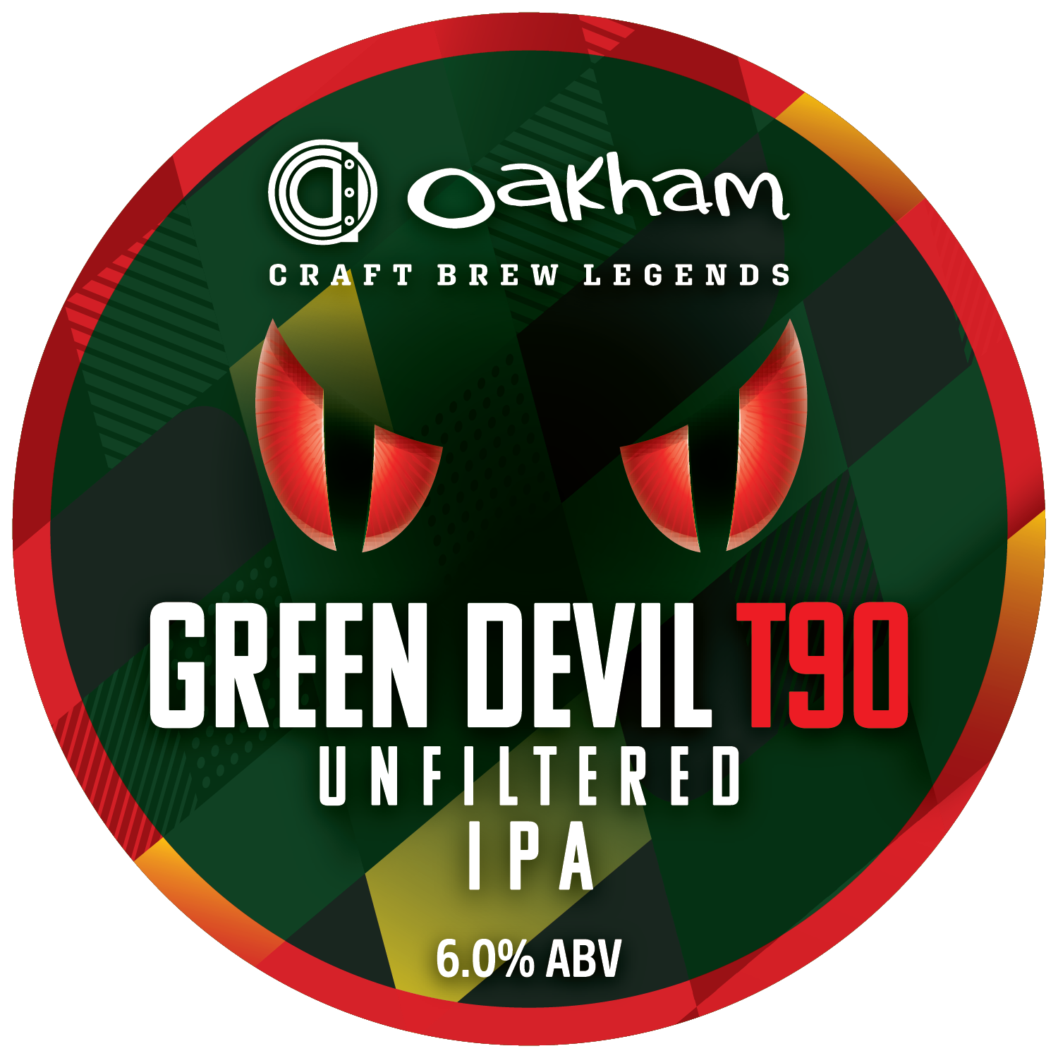 Core Beers - Green Devil T90 Keg