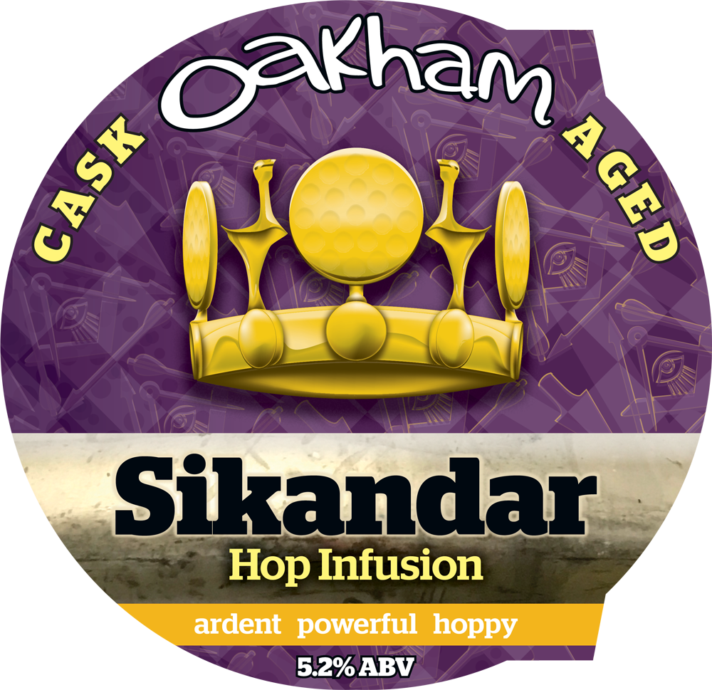 Cask Aged Beers